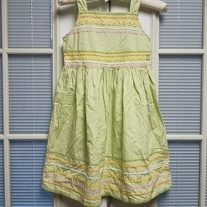 Gymboree girls size 9 sundress